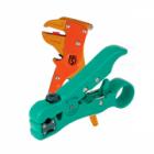 Инструмент для зачистки, обрезки проводов и формовки выводов