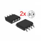 MOSFET транзистор сдвоенный