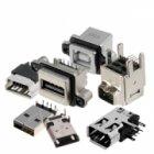 Роз'єми USB і IEEE-1394