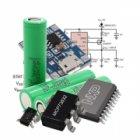 Зарядная ИС для аккумуляторов