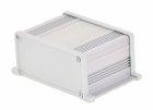 Корпус UNI-M-BOX-050-01GR (анод. алюминиевый, серый)