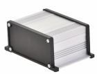 Корпус UNI-M-BOX-100-01BL (анод. алюминиевый, черный)