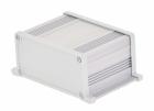 Корпус UNI-M-BOX-100-01GR (анод. алюминиевый, серый)