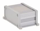 Корпус UNI-S-BOX-050-01GR (анод. алюминиевый, серый)