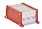 Корпус UNI-S-BOX-050-01RD (анод. алюминиевый, красный)