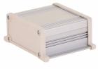 Корпус UNI-S-BOX-070-01BE (анод. алюминиевый, бежевый)