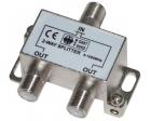 Сплиттер ТВ 2-way 5-1000MHZ, корпус металл G687 655D