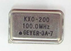 KXO-200 11.0592 MHz DIL14