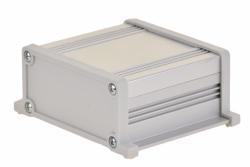 Корпус UNI-S-BOX-070-01GR (анод. алюминиевый, серый)