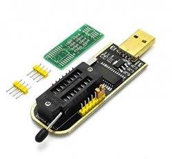 Програматор EEPROM (24xx, 25xx) USB CH341A