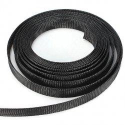 Оплетка кабельная FR-003 (1-6мм) черная