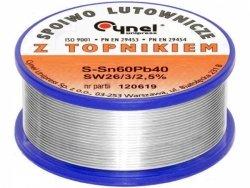Припой LC60-0.38/0.1 (Sn60Pb40-SW26)