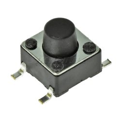 KFC-A06A-6 Кнопка тактовая SMD 6x6x6