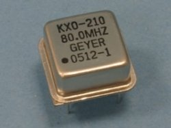 KXO-210 8.0 MHz Фото 1