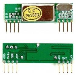 RXB6 433Mhz_модуль приемника 433Мгц